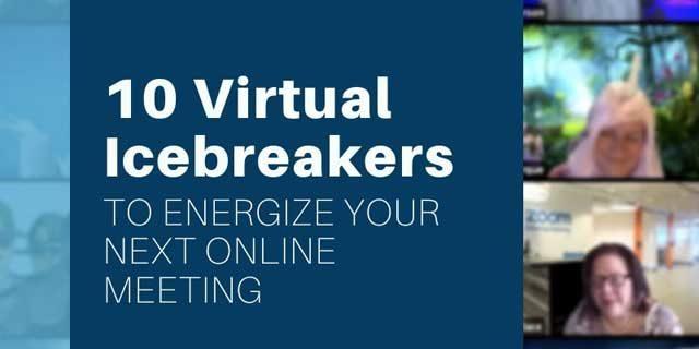 Zoom Icebreakers 10 Easy Ways Energize Your Zoom Meetings Summit