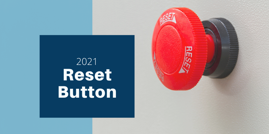 Workplace Culture 2021. Hitting the reset button.