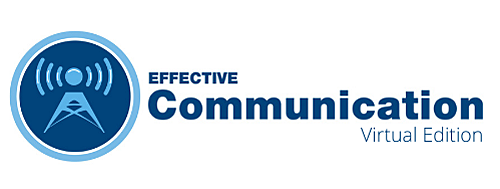 Effective Communication Virtual Program Icon