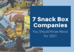 7 snack box companies you should know about for 2021
